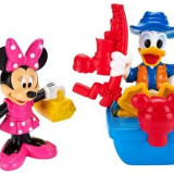 Set Jucarii Fisher Price Disney Mickey Mouse Clubhouse Fishing Figure Pack Minnie & Donald
