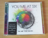 You Me At Six - Take Off Your Colours - Deluxe Edition 2CD, CD, virgin records