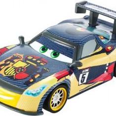 Masinuta Cars Carbon Fiber Miguel Camino - Masinuta electrica copii Mattel