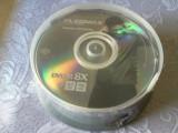 Set 25 PACK DVD - R marca Samsung Pleomax, 4,7 GB, 8 x max speed / 120 min