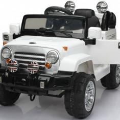 Masinute electrice jucarie pentru copii JJ254 6 volti alb - Masinuta electrica copii