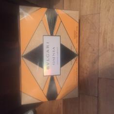 PARFUM BVLGARI OMNIA INDIAN GARNET- SET IN CUTIE- CONTINE 4 PRODUSE - Set parfum