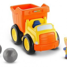Jucarie Fisher Price Little People Dump Truck - Vehicul