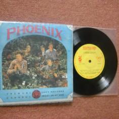 Phoenix : Vremuri/Canarul, etc. (vinil EP - PRIMA APARITIE DISCOGRAFICA PHOENIX) - Muzica Rock electrecord