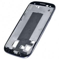 Carcasa rama display Samsung I9300 Galaxy S3 Originala Gri