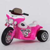 Motocicleta electrica 568 roz