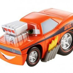 Masinuta Cars Funny Talkers Snot Rod - Masinuta electrica copii Mattel