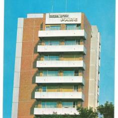 @carte postala(ilustrata)-OLT-Slatina-Hotel Parc