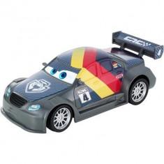 Masinuta Cars Carbon Racers Power Tuners Max Schnell - Masinuta electrica copii Mattel