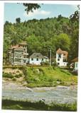 @carte postala(cod 212/71)-SACELU-BRASOV-statiunea de odihna, Circulata, Fotografie