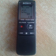 REPORTOFON SONY IC RECORDER ICD-PX820 2 GB MEMORIE FLASH PERFECT FUNCTIONAL