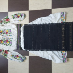 Costum popular oltenesc - Costum populare, Marime: Marime universala, Culoare: Din imagine