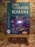 "Doina Rusti - Limba si literatura romana manual pentru clasa a X a ""A3052"", Clasa 10, Limba Romana"