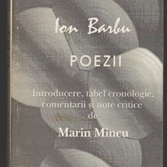 C6779 POEZII - ION BARBU