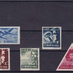 ROMANIA 1948, LP 230, UTM, MNH, LOT 0 RO - Timbre Romania, Nestampilat