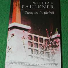 Steaguri in tarana - William Faulkner trad. Mircea Ivanescu (6018 - Roman, Rao, Anul publicarii: 2006