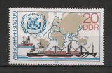 D.D.R.1979 Ziua mondiala a marinei  CD.1129