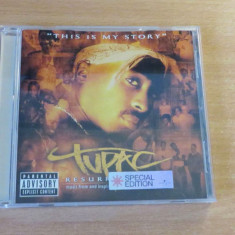 Tupac - Resurrection 2Pac CD - Muzica Hip Hop universal records