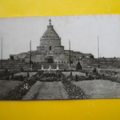 HOPCT 4117 MARASESTI -MAUSOLEUL EROILOR /IN 1966 -JUD VRANCEA -RPR-CIRCULATA - Carte Postala Moldova dupa 1918, Printata