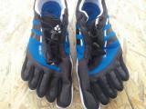 ADIDAS - Adipure Barefoot  ,Adidasi barbati transport 15 ron Fan Curier!, 44 1/3, Negru
