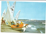 @carte postala(ilustrata)-JUPITER -Yachting, Necirculata, Printata