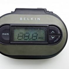 Emitator FM modulator FM Belkin TuneCast II F8V3080EABLKP - Modulator FM auto, Modulator FM Stereo