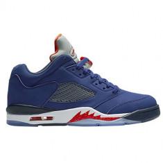 Jordan Retro 5 Low   100% originali, import SUA, 10 zile lucratoare - eb010617a - Adidasi barbati