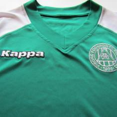 Tricou KAPPA - fotbal VIBORG Fodsports Forening (Danemarca) - Tricou echipa fotbal, Marime: M, Culoare: Din imagine, De club, Maneca scurta