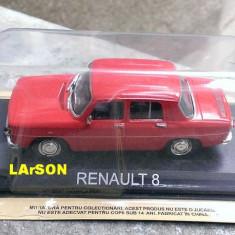 Macheta metal DeAgostini Renault 8 (Dacia 1100) NOUA SIGILATA-Masini de Legenda - Macheta auto, 1:43