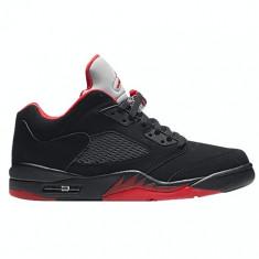 Jordan Retro 5 Low | 100% originali, import SUA, 10 zile lucratoare - eb010617a - Adidasi barbati