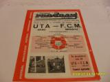 Program     UTA   -  FCM  Brasov