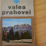 GH. NICULESCU--VALEA PRAHOVEI - Carte Geografie