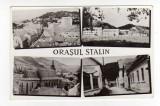 ORASUL STALIN MOZAIC, Circulata, Fotografie