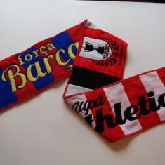 Fular fotbal FC BARCELONA - ATHLETIC BILBAO (finala Cupa Regelui 25.05.2012), De club