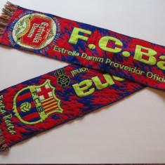 Fular fotbal FC BARCELONA, De club