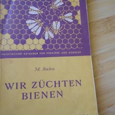 M. BADEA--APICULTURA - NOI CRESTEM ALBINE - IN GERMANA - Carti Zootehnie