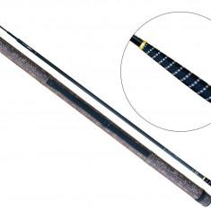 Undita Baracuda Segmente Scurte fibra de carbon CH Pole 4505 cu tub - Varga