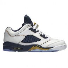 Jordan Retro 5 Low   100% originali, import SUA, 10 zile lucratoare - e080516a - Adidasi barbati