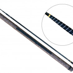 Undita Baracuda Segmente Scurte fibra de carbon CH Pole 5406 Cu Tub - Varga