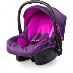 Caretero FLY COMPASS 0-13 Kg Purple - Scaun auto copii Caretero, 0+ (0-13 kg)