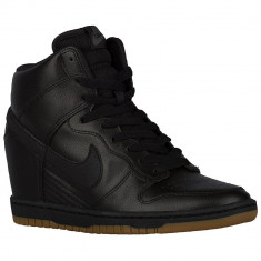 Nike Dunk Sky Hi | 100% originali, import SUA, 10 zile lucratoare - e080516g - Gheata dama Nike, Negru