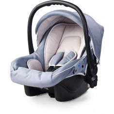 Caretero FLY COMPASS 0-13 Kg Grey - Scaun auto copii Caretero, 0+ (0-13 kg)