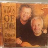 OLSEN BROTHERS - WINGS OF LOVE (200/ EMI /UK) - CD NOU/SIGILAT/ORIGINAL/POP
