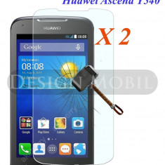 2X FOLIE DE STICLA HUAWEI ASCEND Y540 TEMPERED GLASS SUPER OFERTA (2 BUC) - Folie de protectie