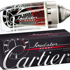 Cartier RoadSter 100 ML Barbatesc - Parfum barbati Cartier, Apa de toaleta