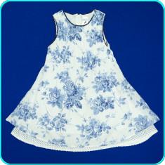 Rochie de vara, panza bumbac subtire, moderna, frumoasa, C&A _ 5 - 6 ani | 116, Marime: Alta, Culoare: Din imagine