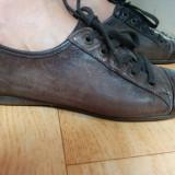 Pantofi din piele firma BELMONDO marimea 38, sunt noi!