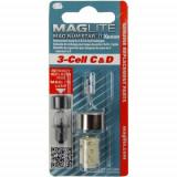 Bec Xenon Maglite LMXA301  inlocuieste: LWSA301, LMSA301