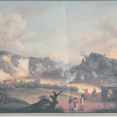 LITOGRAFIE REPRODUCERE ANONIM SECOLUL XVIII