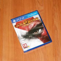 Joc PS4 - God of War III : Remastered, nou, sigilat - Jocuri PS4, Actiune, 18+